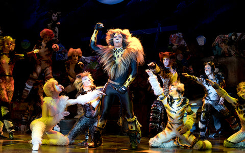 watch Cats musical in Singapore