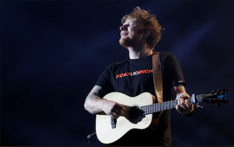Ed Sheeran Popsical Playlist
