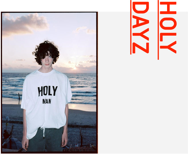 """HOLY DAYZ"" Photography: Asaf Einy. June 2017"