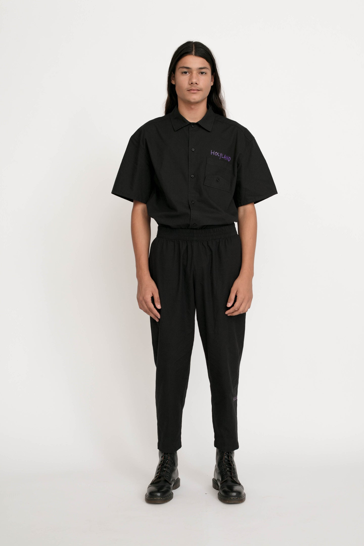 WIZARD WOVEN PANTS