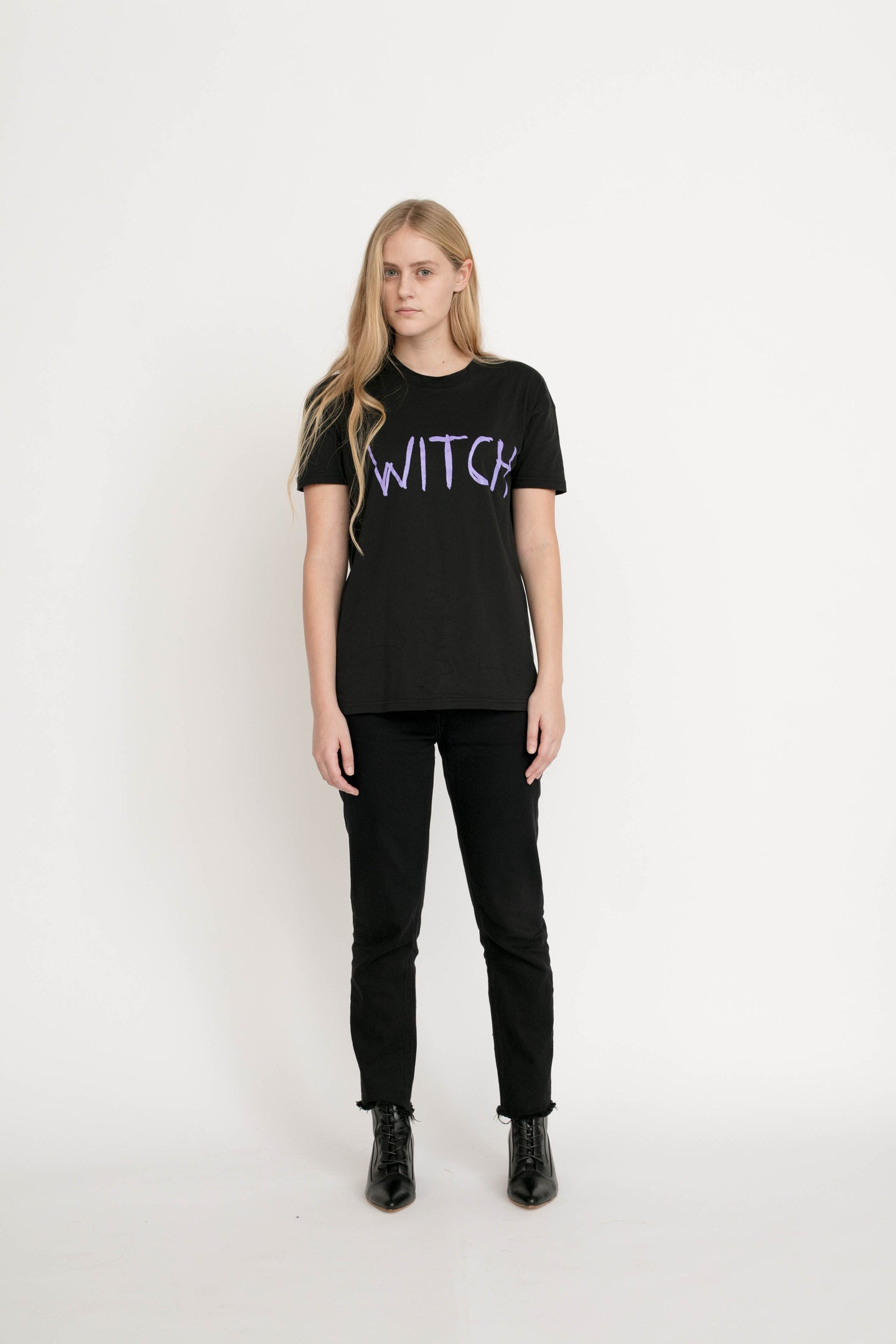 WITCH SHORT SLEEVE