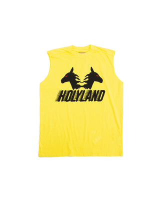 DONKEY RACE SLEEVELESS TOP