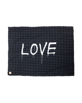 LOVE PICNIC BLANKET