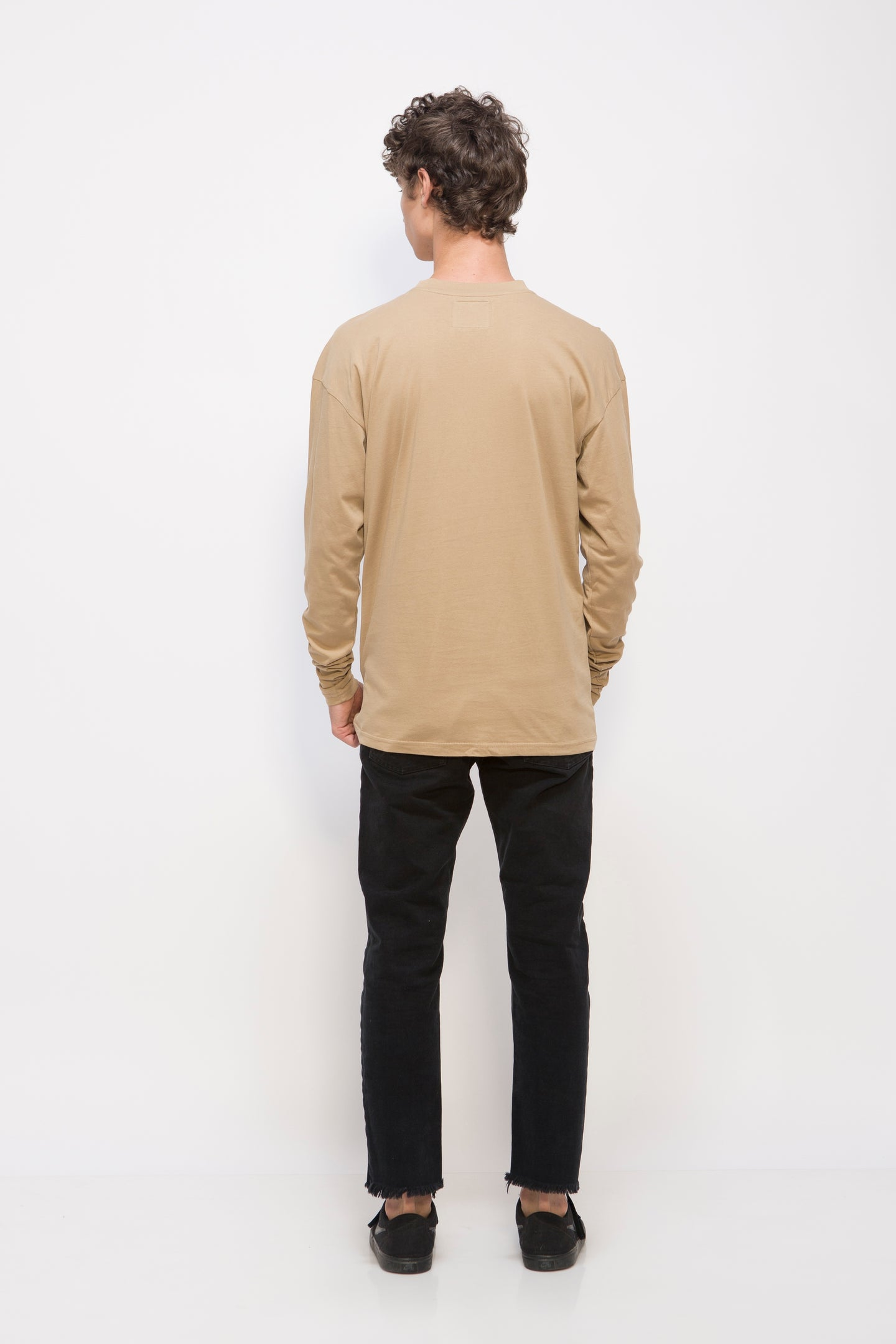 BIG HELP LONG SLEEVE T