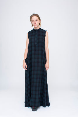 PEACE MAKER MAXI DRESS