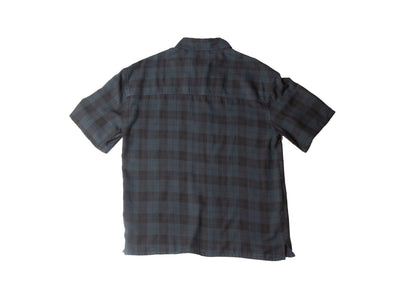 PEACE MAKER BUTTONED SHIRT