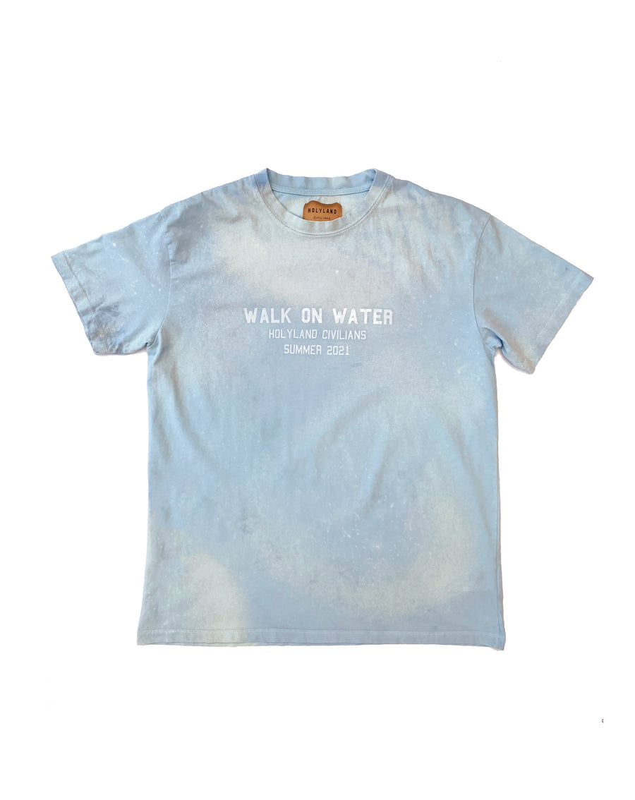THE WALK ON WATER TEE