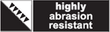 Highly Abrasion Resistant