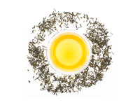 Jasmine Green tea - mild in taste and rich in aroma