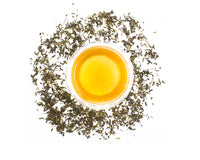 Darjeeling First flush - the golden leaves from the Himalayas