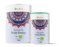 Brain Energy Tea - boosts mental vitality