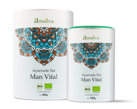 Man Vital Tea - tasty everyday tea for men