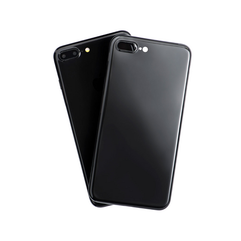 Coque ORIGINAL® Jet Black pour iPhone 7 & 7 Plus - La plus fine du monde