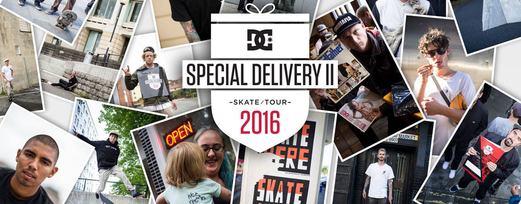 DC Shoes Tour - James Bush And Co