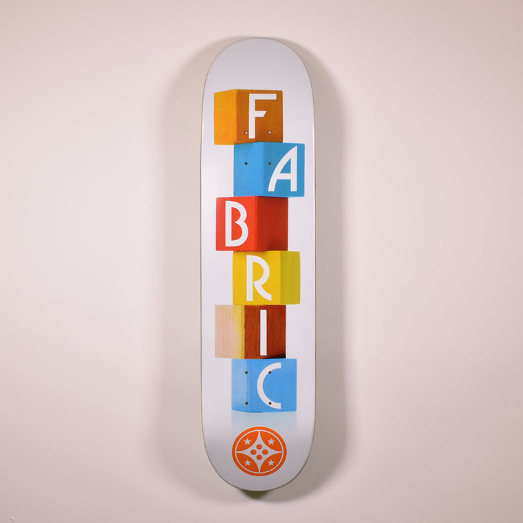 FABRIC BUILDING BLOCKS DECK 7.9