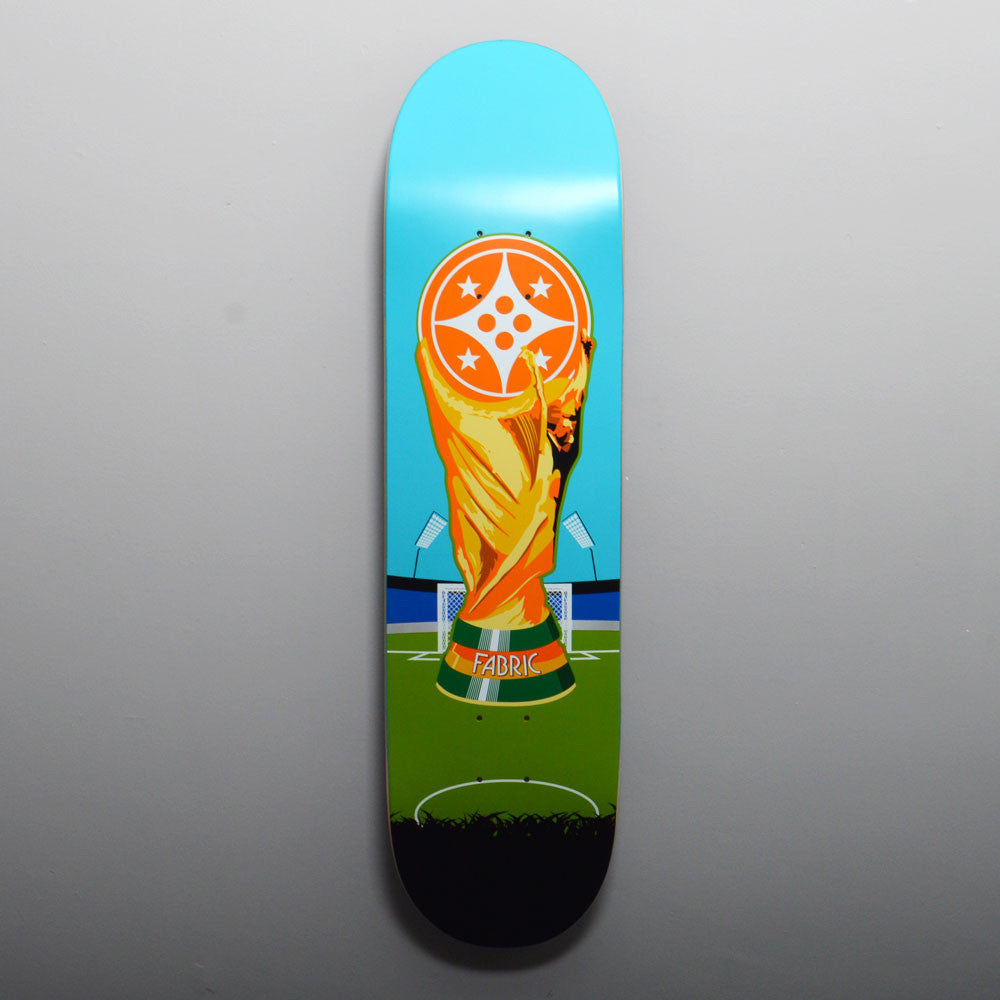 FABRIC WORLD CUP DECK 8.1""