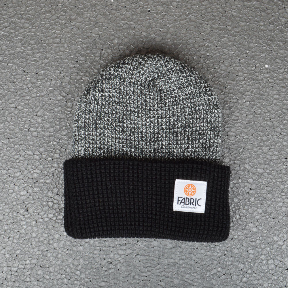 FABRIC MARCUS BEANIE BLACK/GREY