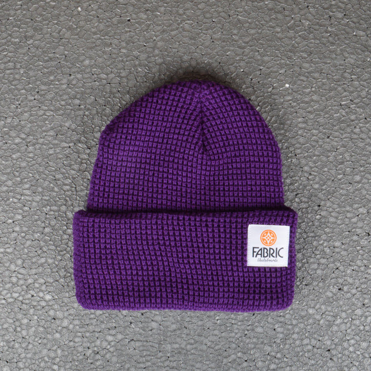 FABRIC MARCUS BEANIE PURPLE