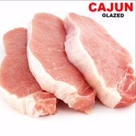 Cajun Pork Steaks 300g+