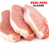 Peri Peri Pork Steaks - 300g+