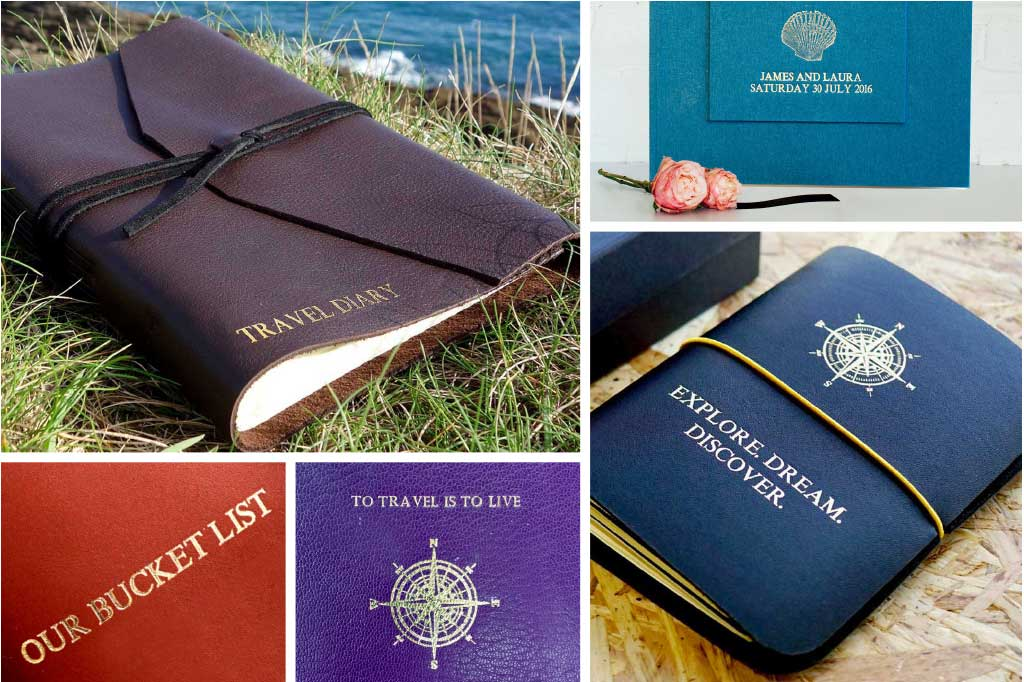 Bookshell Bindery Guide to Personalised Gifts