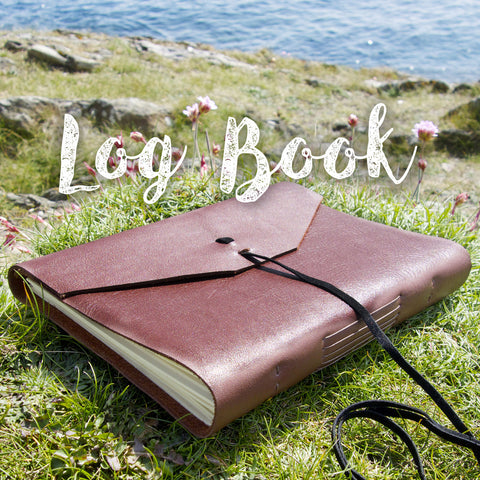The Bookshell Log Book