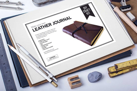 Journal kit from Bookshell