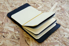 Never-ending journal, Explore. Dream. Discover; A6 leather travel journal with gold foiled compass on the cover with blank pages