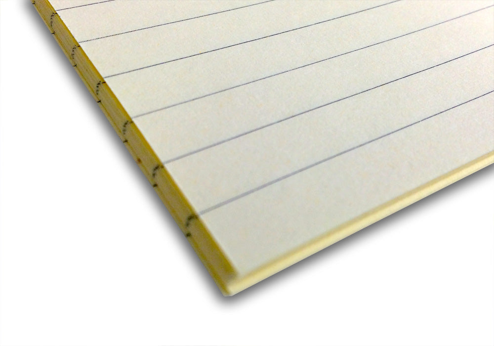 A6 notebook with choice of blank or lined pages from Bookshell