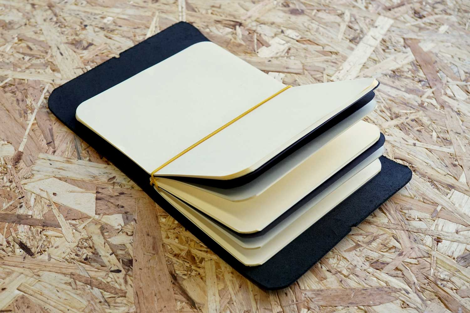 Refillable Leather Travel Journal