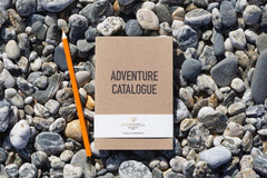 Travel notebook from Bookshell, Adventure Catalogue