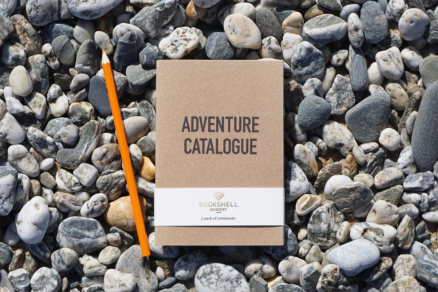 Travellers notebook, Adventure Catalogue, from Bookshell