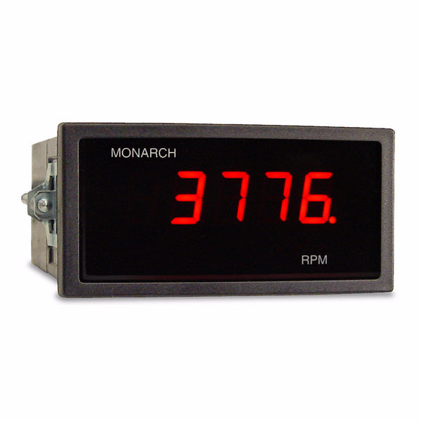 Monarch Instrument's Panel Tachometers: ACT Series ACT-3X