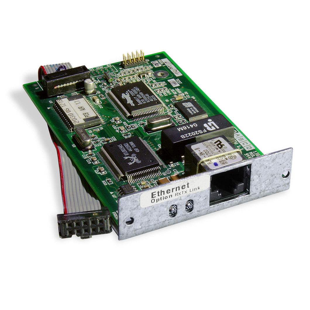 Ethernet Kit Upgrade Option - Monarch Instrument