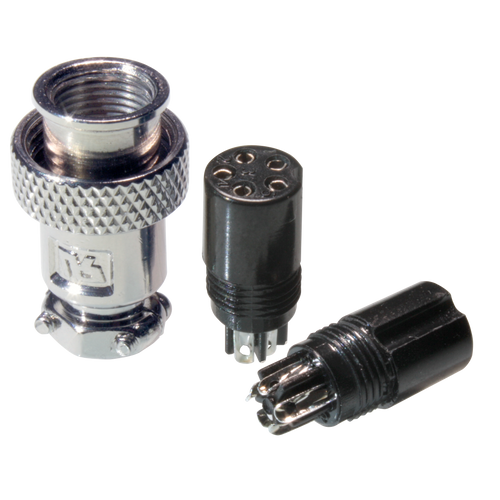 Input connector set for illumiNova™ input cable