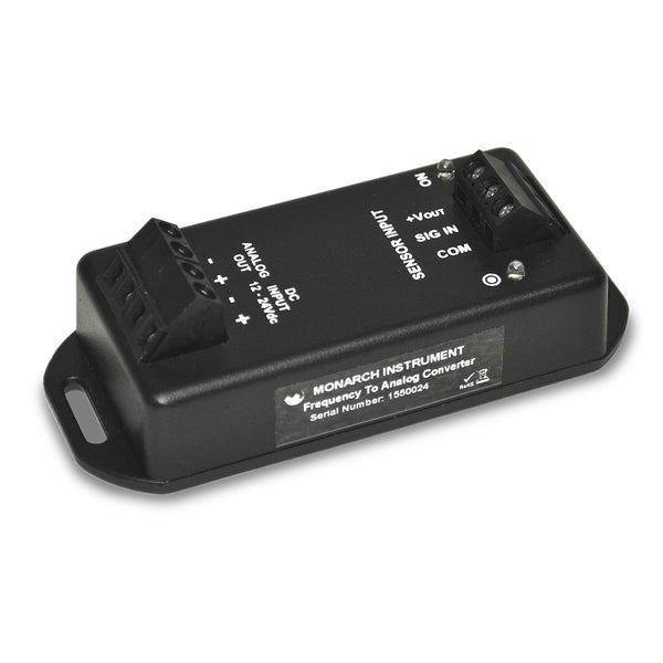 F2A1X Frequency to Analog Converter Tachometer