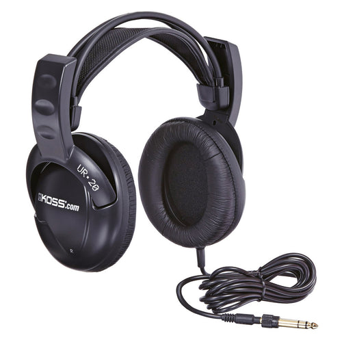 Noise Reduction Headphones - Monarch Instrument