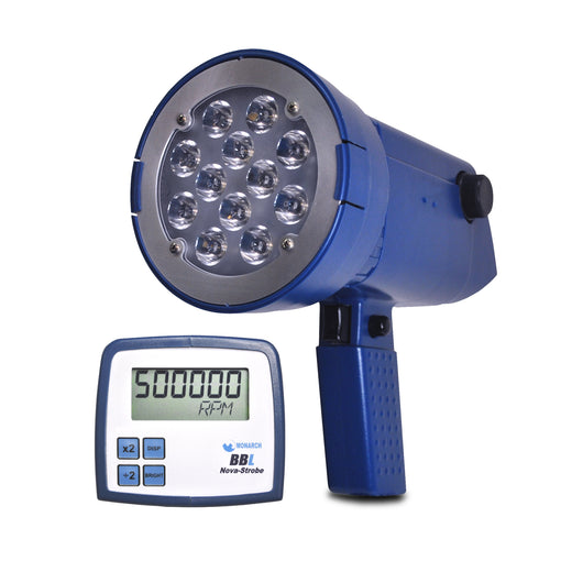 Nova-Strobe BBL LED Portable Stroboscopes with Keypad view