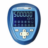 Nova-Pro™ 300 LED Stroboscopes/Tachometers Keypad and Display view
