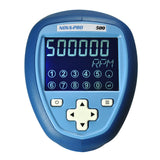 Nova-Pro™ 500 LED Stroboscopes/Tachometers Keypad and Display View