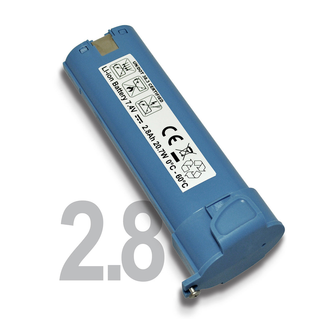 Standard Li-ion battery pack