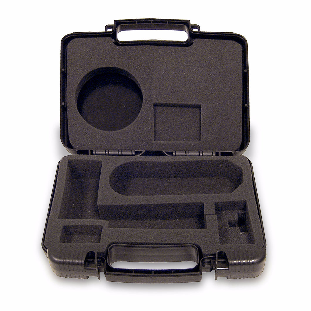 Latching Plastic Carrying Case - Monarch Instrument