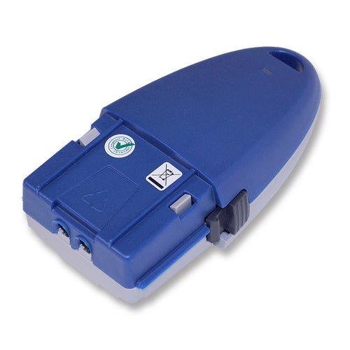 Monarch Palm Strobe Rechargeable NiMH battery Pack (in Blue & Grey Housing) - Monarch Instrument