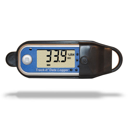 Track-It™ RH/Temp Data Logger with Display