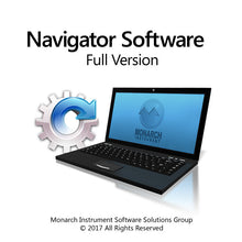 Navigator Software Full - Monarch Instrument