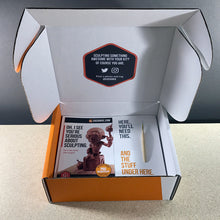 SculptBox - Your Clay Sculpting Starter Kit