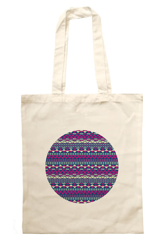 Aztec Circle - Tote Bag