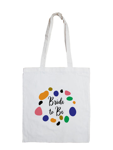 Pebbles - Personalised Tote Bag