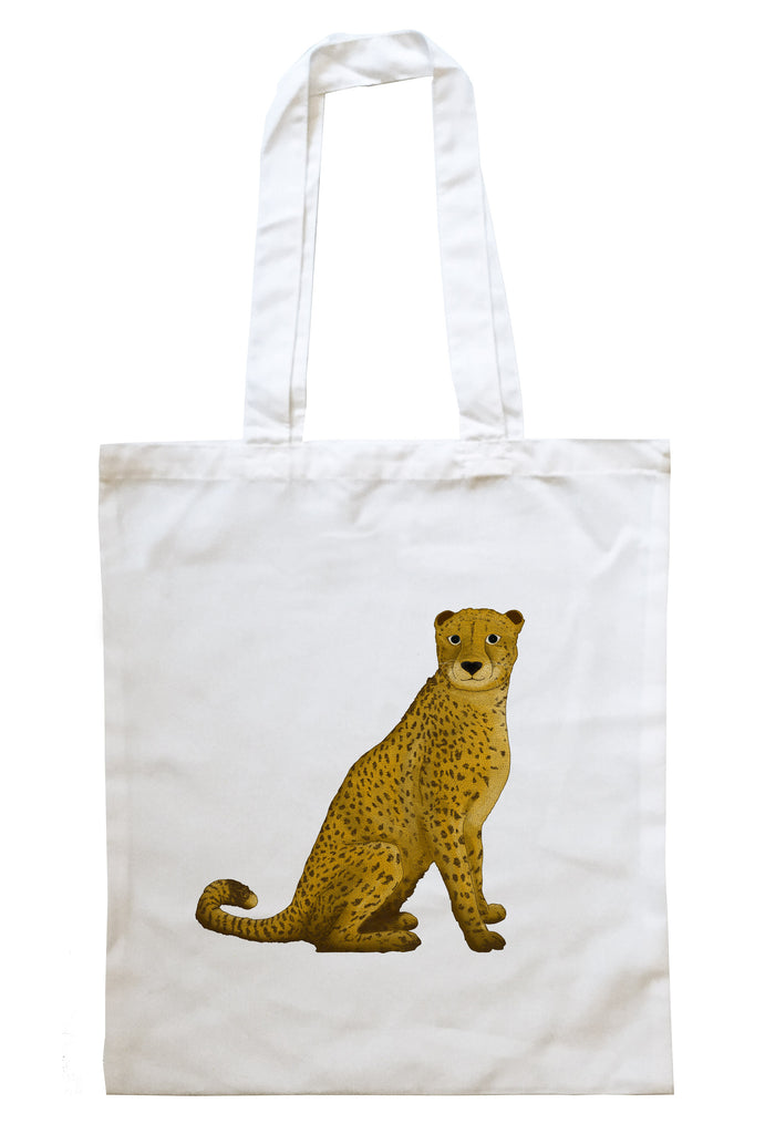 Cheetah - Tote Bag