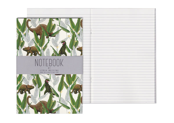 3 A5 Notebooks